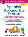 Spanish Around the House (ebook)