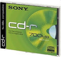 Sony CD-R 80/700MB 48X Jewel Case