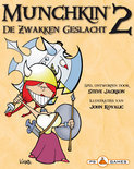 Munchkin Expansion 2 De Zwakken Geslacht