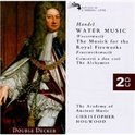 Handel: Water Music, Royal Fireworks, etc / Hogwood, et al
