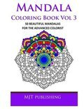 Mandala Coloring Book Vol 3
