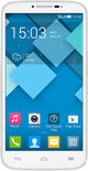 Alcatel OneTouch Pop C9 Dual Sim - Wit