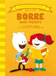 Borre bakt pizza's