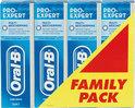 ORAL B Pro-Expert Multi Bescherming Tandpasta - 4 st - Voordeelverpakking