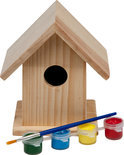 Buiten Vogelhuis  13 cm