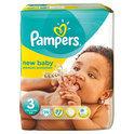 Pampers New Baby - Maat 3 Mid Pack 35 luiers