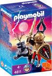 Playmobil Aanvoerder van de Wolvenridders - 4811