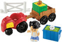 Fisher-Price Little People Tractor & Aanhanger
