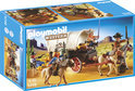 Playmobil Goudtransport met Overvallers - 5248