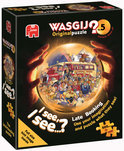 Wasgij Original 5 Late Booking - Puzzel - 1000 stukjes