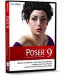 Poser 9 (PC / MAC)