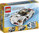 LEGO Creator Snelle Racewagen - 31006