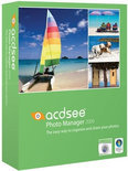 ACDSee Photo Manager 2009 - Engels