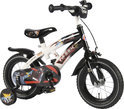 Yipeeh Racing Rood Zwart 12 inch Kinderfiets