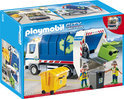 Playmobil Vuilniswagen met Zwaailicht - 4129