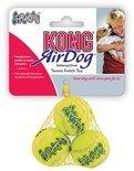 Kong Tennisbal met Piep XS - 3 stuks