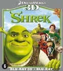 Shrek (3D+2D Blu-ray)