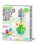 4M Green Creativity - Gerecycleerde Flessenlamp