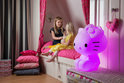 Hello Kitty lamp - design wit