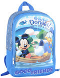 Mickey & Donald medium rugzak, shucks