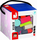 Kubix 50 gekleurde blokken