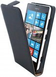 Mobiparts Premium Flip Case Nokia Lumia 520 Black