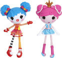 Lalaloopsy Workshop Dubbelset Princess & Clown - Mode Pop