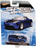 Hotwheels Speedmachines tesla roadster