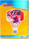 New Sports Basketbalbord met Basketbalring