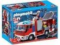 Playmobil Brandweerwagen - 4821