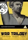 Dovzhenko: War Trilogy (Import) 3 Discs