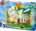 Ravensburger Puzzel - De Avonturen van Phineas & Ferb