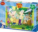 Ravensburger Puzzel - De Avonturen van Phineas & Ferb