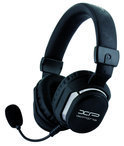 Bigben Gaming Headset Zwart PC + PS3 + Xbox 360
