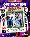 One Direction Secret Tour Book