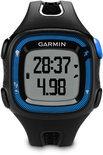 Garmin Forerunner 15 - GPS Sporthorloge voor Heren - Zwart/Blauw