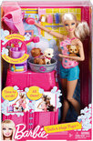 Barbie Puppy Salon