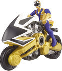 Power Rangers Motor Goud