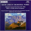 South African Orchestral Works - Fagan, Bell / Cock, et al