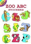 Zoo ABC Stickers