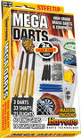 Harrows Mega Darts Giftset Steeltip