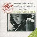 Legends - Mendelssohn, Bruch: Violin Concertos / Chung