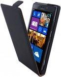 Mobiparts Premium Flip Case Nokia Lumia 925 Black
