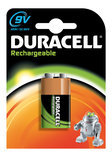 Duracell Oplaadbare  Batterijen 9V 170mAh 1x Pak