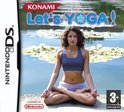 Konami Let's Yoga