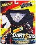 Hasbro Dart tag wedstrijdshirt nerf: oranje maat s/m