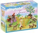 Playmobil Fee Melodie tussen de Dieren van het Bos - 5451