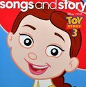Songs And Story  Toy Story 3