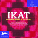 Ikat Patterns From Indonesia, Malaysia And India + Cd-Rom