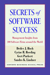 Secrets of Software Success (ebook)